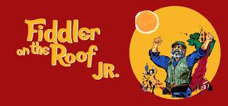 Fiddler on the Roof Jr. logo